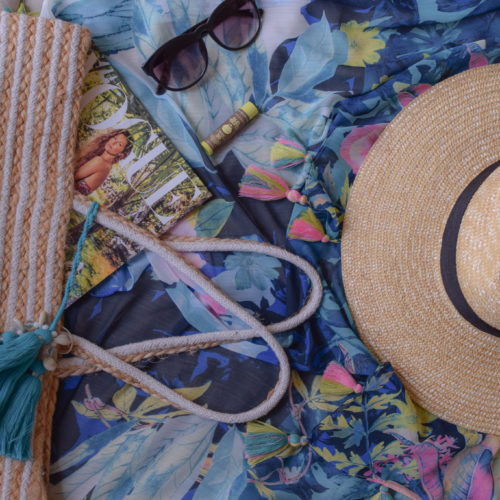 STYLE GUIDE: BEACH VACATION STYLE