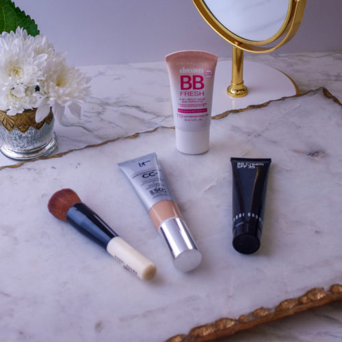 Multitasking Make up – BB and CC Cream