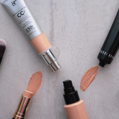 Beauty Breakdown: Foundation