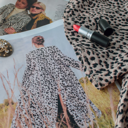 Fall Fashion Trends From The Runway- Animal Print